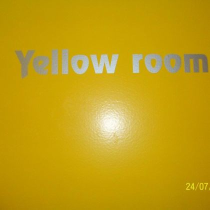 Gallery: Yellow room