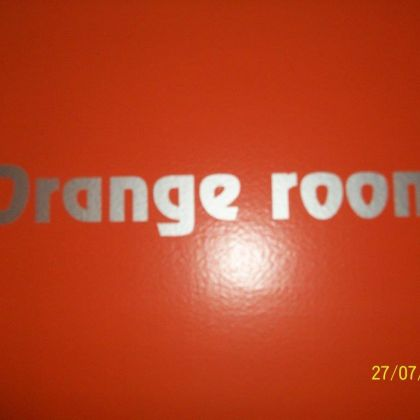 Gallery: Orange Room