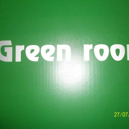 Gallery: Green Room