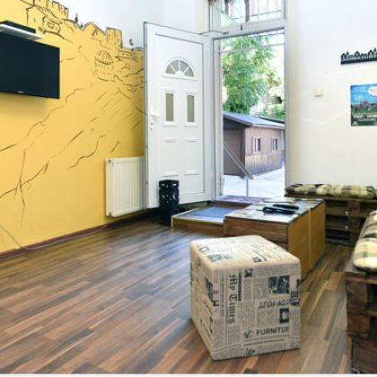 Gallery: Internal decoration of hostel