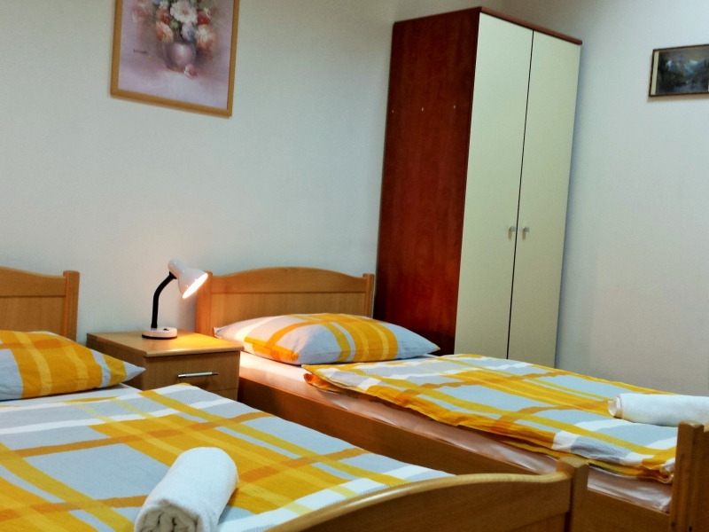 Double room in the center of Zagreb
