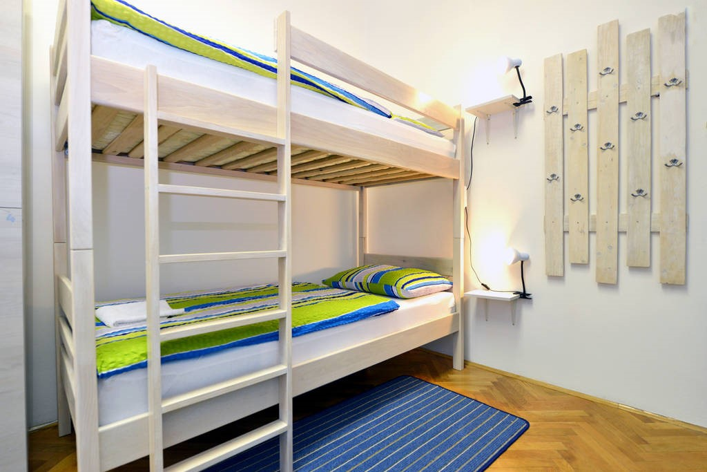 Bunk bed hostel Zagreb